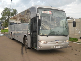 Scania K112CLB-AA — 47 мест